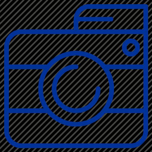 camera, digital, media, multimedia, photo icon