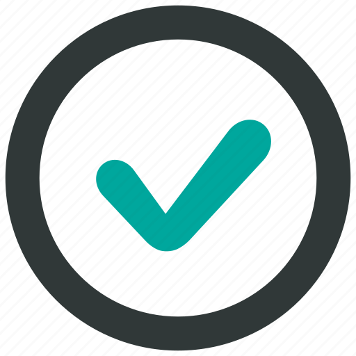 Approved, checkmark, tick icon - Download on Iconfinder