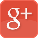google+, plus, social media, red, square
