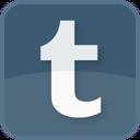 tumblr, blue, logo, photo, picture