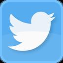 blue bird, follow, retweet, square, tweet, tweets, twit, twitter, twitter bird, twitter logo, twitter symbol icon