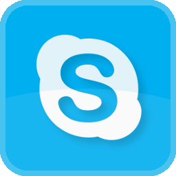 skype, social, social media, speak, square, talk icon