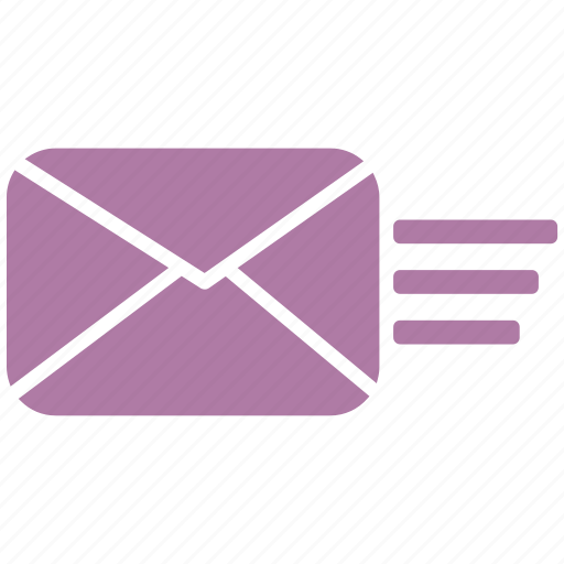 email, letter, mail, send icon