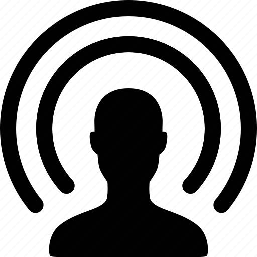 broadcasting, live, meerkat, periscope, self, stream, streaming icon