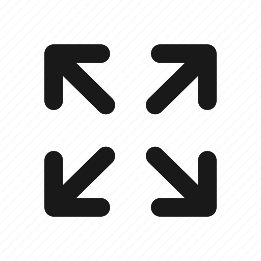 enlarge, expand, full, fullscreen, maximize icon