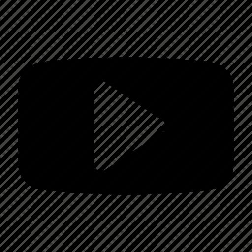 logo, video, youtube icon