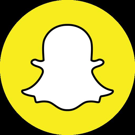 Circle, logo, media, network, snapchat, social icon - Free download