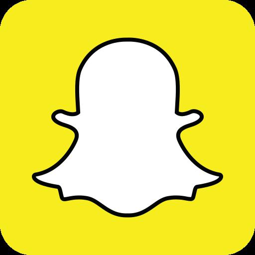 Logo, media, network, snapchat, social, square icon - Free download
