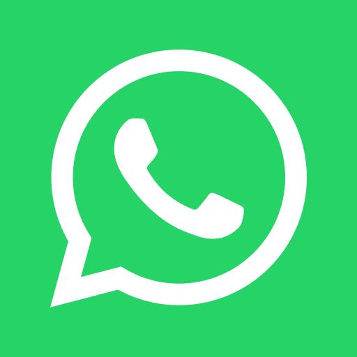 logo, media, network, social, square, whatsapp icon