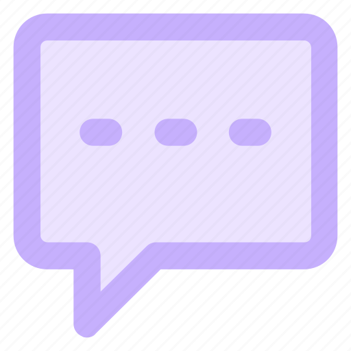 chat, chatting, circle, comment, message, messagingicon icon