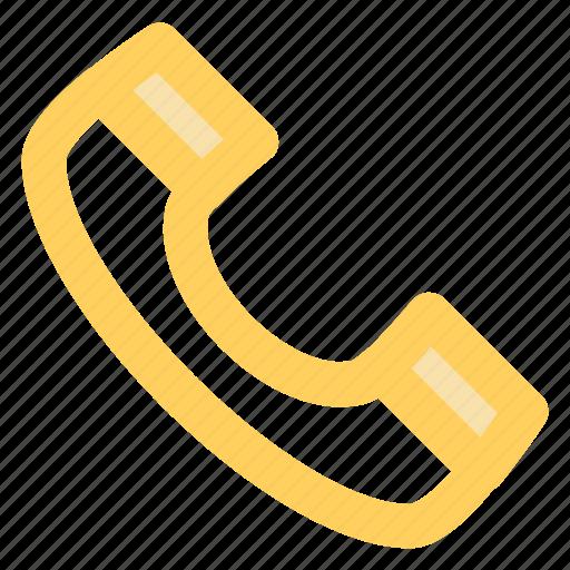 accept, call, circle, contact, green, phone, talkicon icon