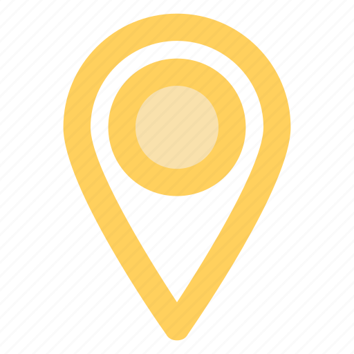 address, blue, circle, location, map, marker, navigationicon icon
