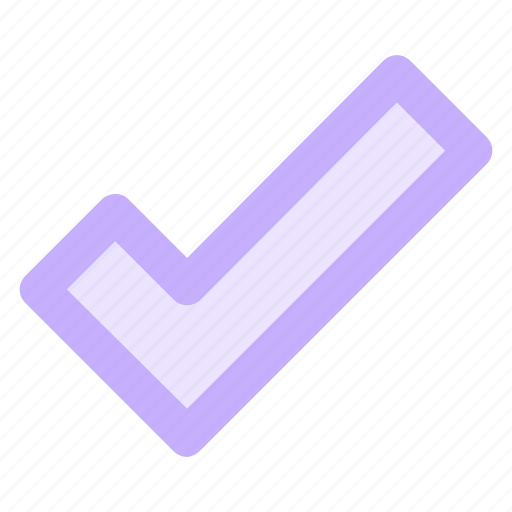 approved, blue, check, checkbox, confirm, success, yesicon icon