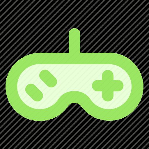 arcade, circle, controller, entertainment, game, gamepad, gamingicon icon