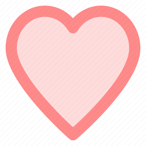 circle, dating, favorite, heart, like, love, redicon icon