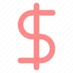 circle, dollar, finance, insurance, money, payment, signicon icon