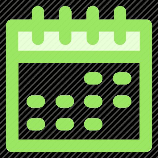 calendar, circle, date, month, planner, scheduleicon icon