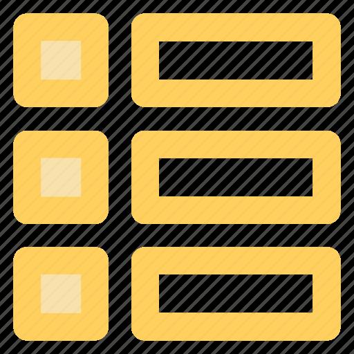 checklist, circle, feed, list, playlist, tasksicon icon