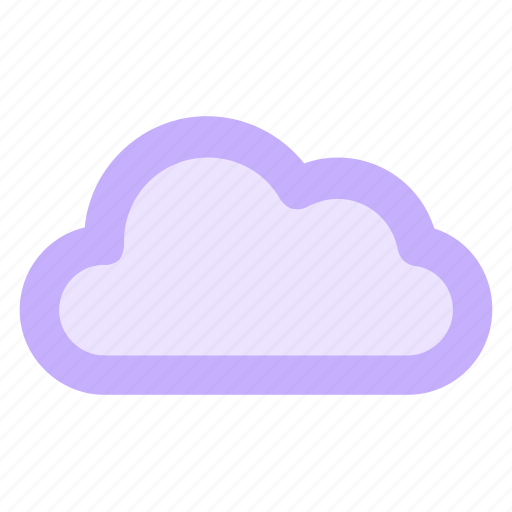 circle, cloud, computing, hosting, services, storageicon icon