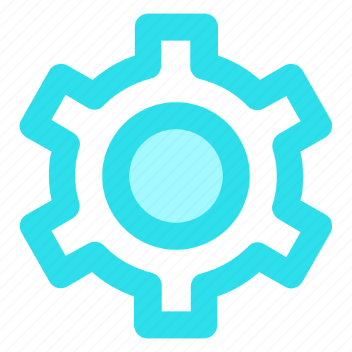 circle, cog, customize, gear, preferences, settingsicon icon