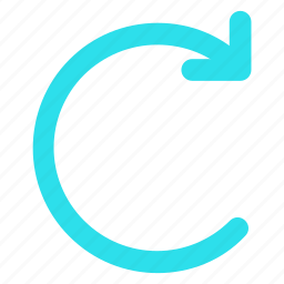 circle, refresh, reload, rotate, sync, updateicon icon