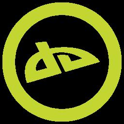 da, da.net, deviantart icon