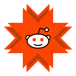 news, poll, reddit icon
