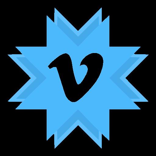 video, video hosting, vimeo icon