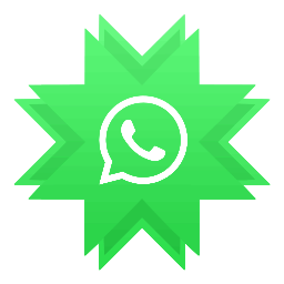 im, instant messaging, messenger, voip, whatsapp icon