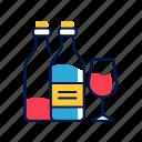 addiction, alcogol, alcoholism, bad habit, beverage, drink, social problem