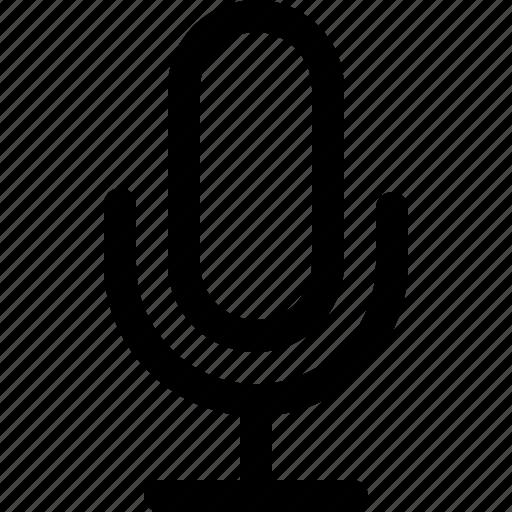 mic, microphone, siri, speaker, speech, text, to icon