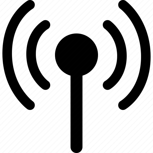 Antenna, broadcast, cell, cellular, radio, service, signal icon - Download on Iconfinder