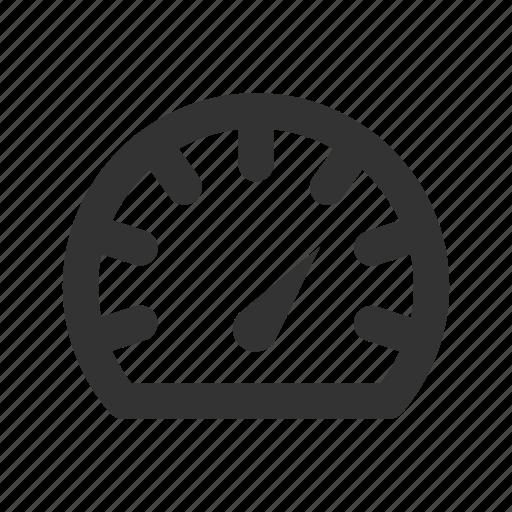Dashboard, gauge, measure, meter, performance icon - Download on Iconfinder