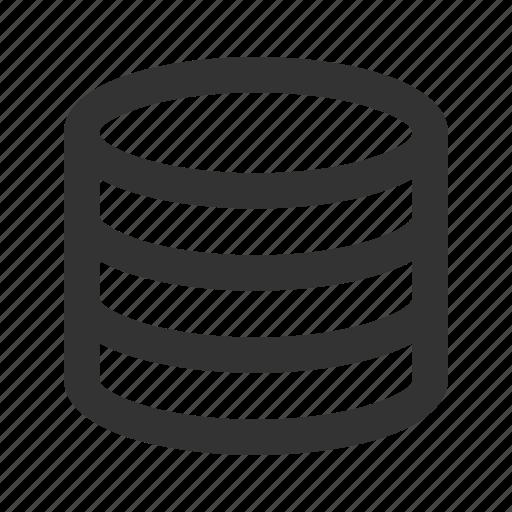 Data, database, mysql, server, sql, storage icon - Download on Iconfinder