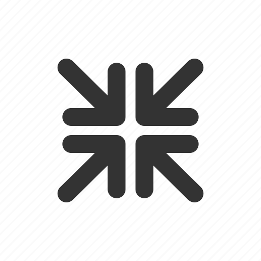 exit, full, fullscreen, minimize, player, screen icon
