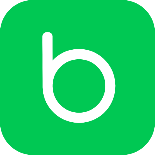 badoo, chat, communication, ineraction, social icon