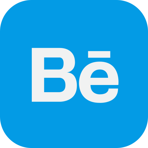 behance, chat, communication, ineraction, social icon