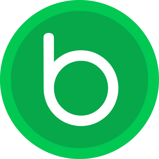 badoo, chat, communication icon