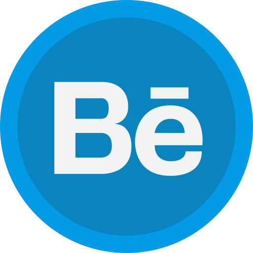 behance, communication, ineraction icon