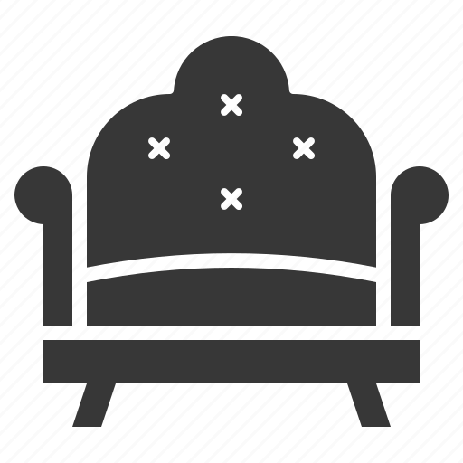 Chair, comfort, couch, furniture, interior, settee, sofa icon - Download on Iconfinder