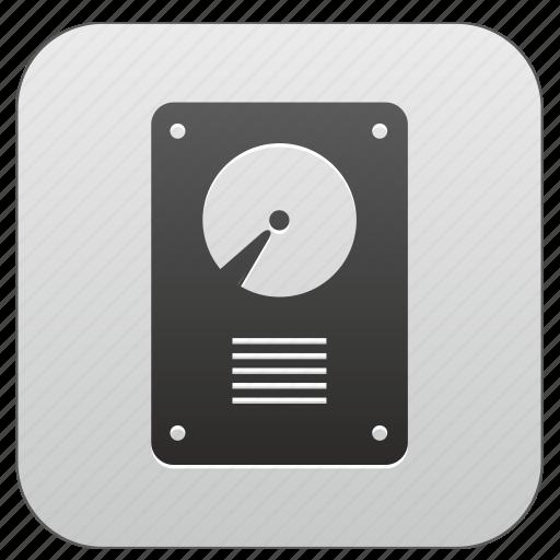 app, application, disc, hard, program, soft, software icon