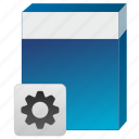 app, application, box, program, settings, soft, software icon