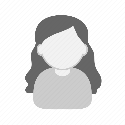 avatar, female, people, person, profile, user, woman icon