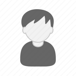 avatar, human, male, man, person, profile, user icon