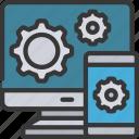 computer, to, mobile, development, optimisation, optimised
