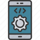 mobile, software, development, app, application