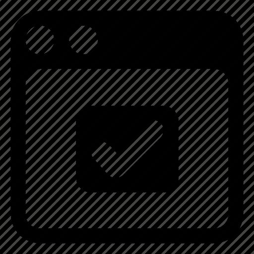 Accept, checkbox, checkmark, ok, tick icon - Download on Iconfinder