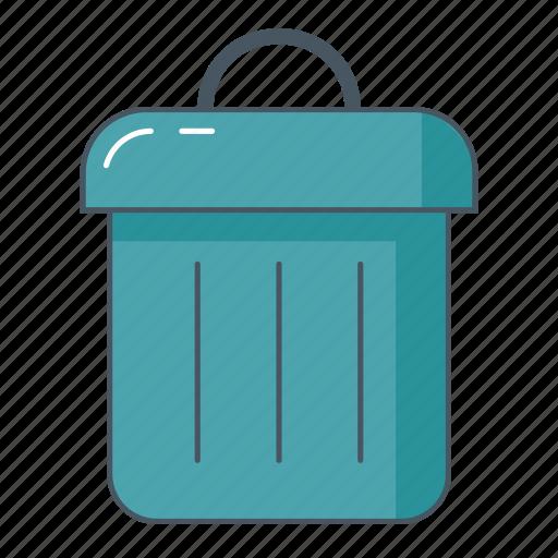 delete, garbage, remove, suppress, trash icon