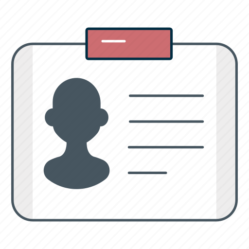 account, contact, data, person, profile, user icon