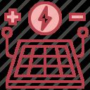 circuit, solar, energy, panel, renewable